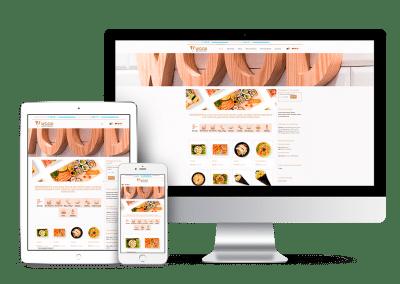 Wood Sushi